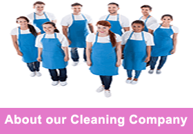 About our Cleaning Company