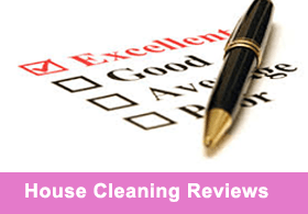House Cleaning Reviews