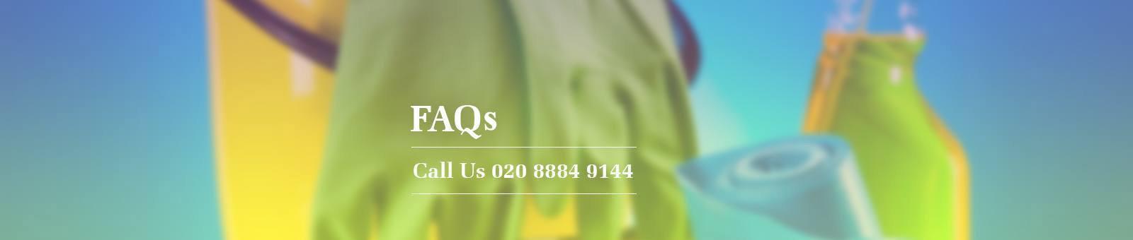 FAQs Slide
