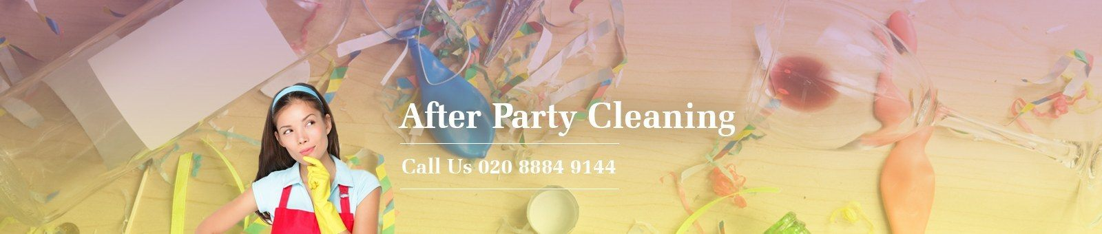 After Party Cleaning Slide