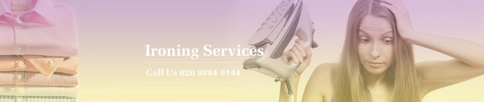 Ironing Services Slide