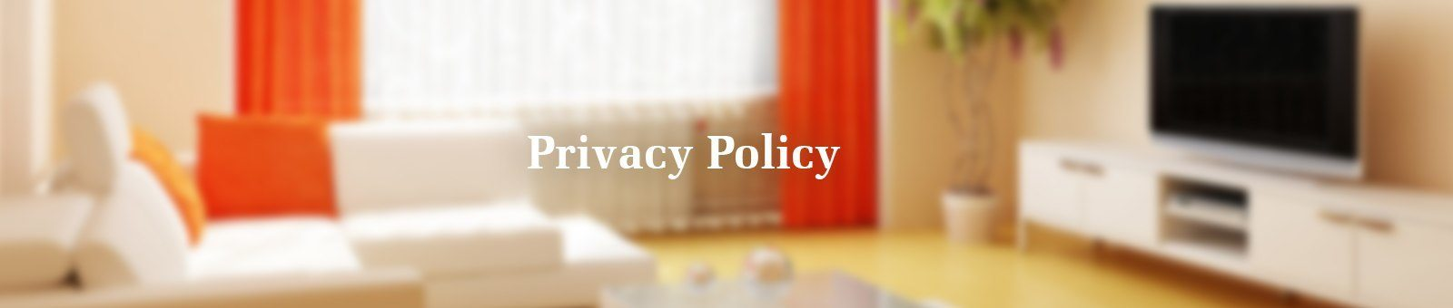 Privacy Policy Slide