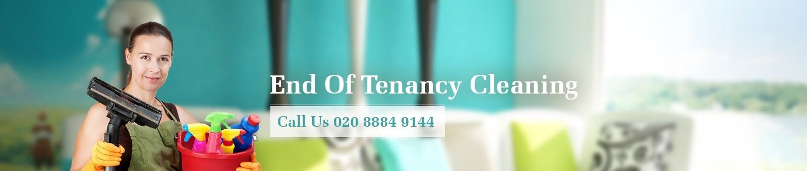 End of Tenancy Cleaning Slide